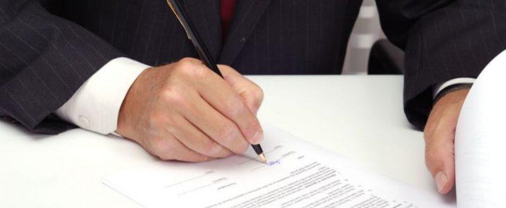 firma contratto cessione locazione commerciale