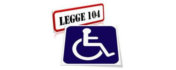 legge 104 permessi retribuiti