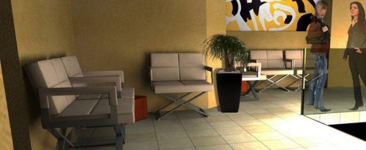 In Sala D Attesa.L Importanza Di Una Sala D Attesa Confortevole Per I Tuoi